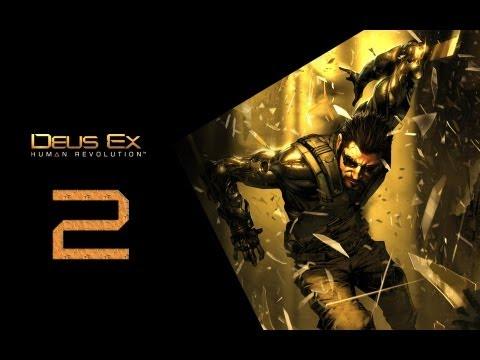 Пасхалки в Deus Ex: Human Revolution [Easter Eggs]