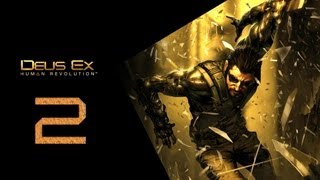 Deus Ex Human Revolution Прохождение Часть 2
