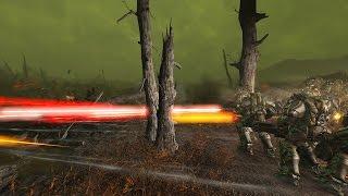 Video Fallout 4: BoS VS Gunners VS Raiders VS Triggermen download MP3, 3GP, MP4, WEBM, AVI, FLV Juni 2017