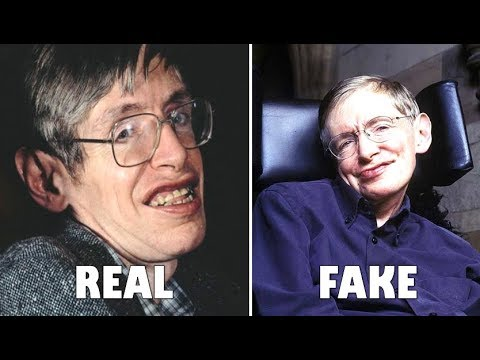 Bizarre Conspiracy Theory Claims Stephen Hawking Was Replaced With A Lookalike