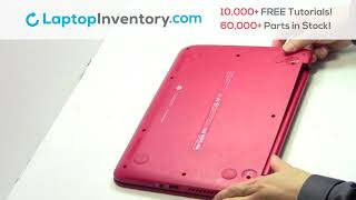 Battery Replacement HP Pavilion X360 11-N. Fix,Install, Repair PK131502A00 755896 756116