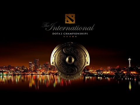 EHOME vs EG Game 1   Ti6 UB Semifinals   The International 2016   EHOME vs Evil Geniuses