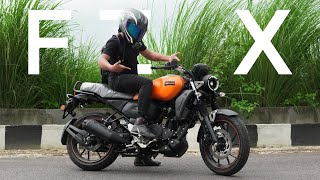 YAMAHA FZ-X 2021 | In Depth Review | Retro Yet Modern !!