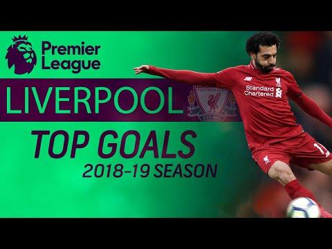 Liverpool's best goals of 2018-2019 Premier League season   NBC Sports