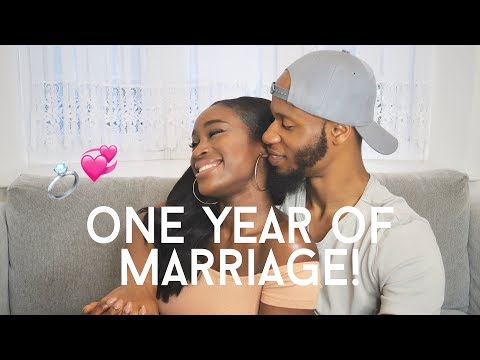 OUR BEST YEAR OF MARRIAGE 💍 // STORYTIME
