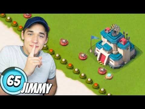HACKING Jimmy's Boom Beach Account!
