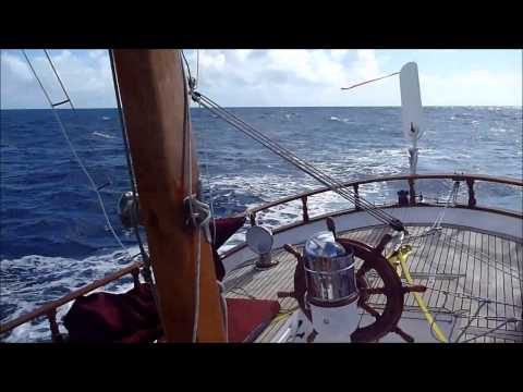 Sailing L.A. to French Polynesia