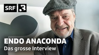 Endo Anaconda im grossen Interview | Stiller Has | Radio SRF 3