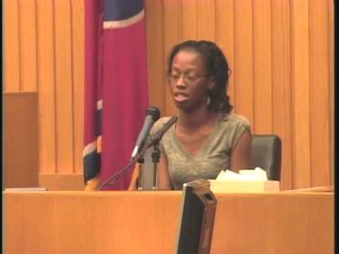 Letalvis Cobbins' family testifies on his behalf