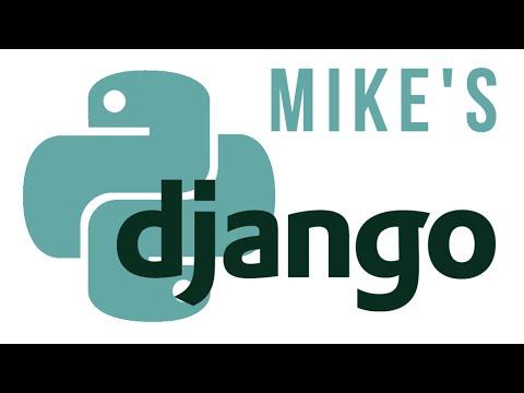 Python Django tutorial 9 - users login and logout