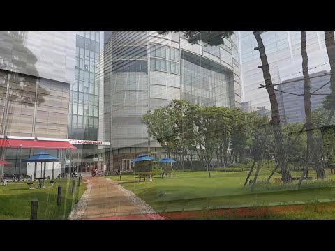 롯데월드타워 | Lotte World Tower - Seoul, South Korea - HD