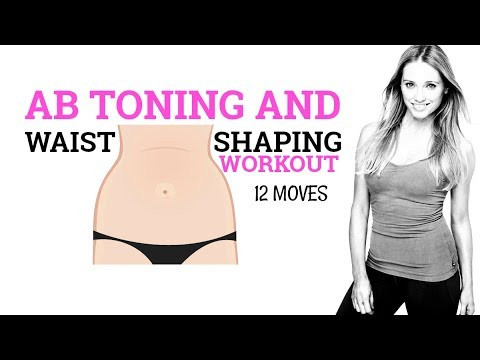 7-minute-abs-and-waist-workout-for-women---home-workout