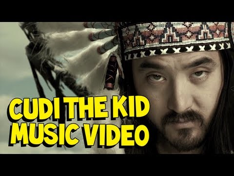 Cudi The Kid (ft. Kid Cudi & Travis Barker) - Steve Aoki MUSIC VIDEOKaynak: YouTube · Süre: 4 dakika3 saniye