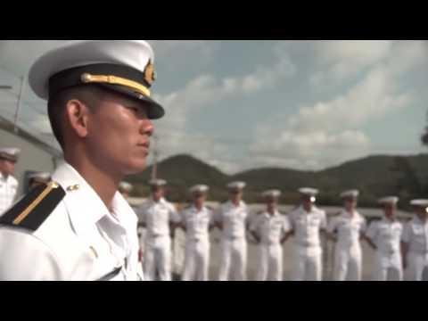 รับสมัคร นักเรียนนายเรือ ประจำปีการศึกษา 2560