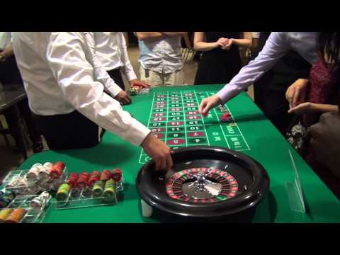 Casino Night 2013 - Roulette Action