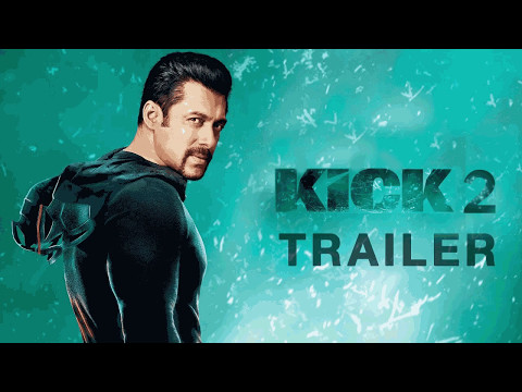 Kick 2 Official Trailer |  Salman Khan   |  Kriti Sanon