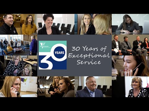 30 Years of Exceptional Service thumbnail