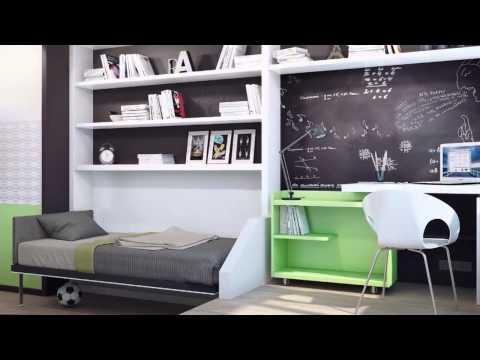 Дизайн детской комнаты для мальчика.