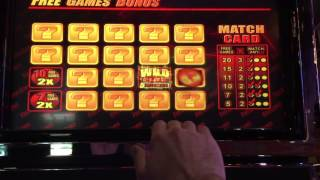 Live Play QUICK HITS - LOTS of *BONUSES* Slot Machine MAX BET Bonuses!!