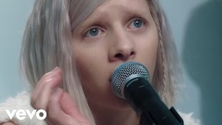 Aurora - Through The Eyes Of A Child (Live) - Stripped (Vevo UK LIFT)
