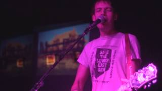 """Original Wrapper"" Jeffrey Lewis at Lou Reed Tribute"