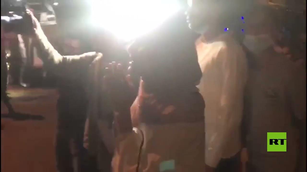 مواجهات واعتقالات في حي الشيخ جراح في القدس  - 01:57-2021 / 5 / 5