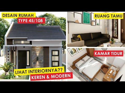 desain-rumah-minimalis-type-45---home-tour-&-modern-interior-design
