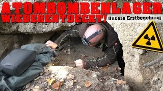Lager für atomare Freifallbomben wiederentdeckt! | urbex - abandoned place - lost place