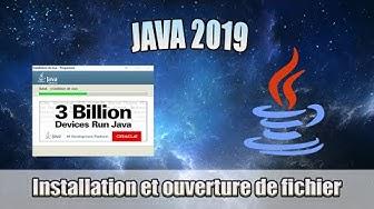 [TUTO 2019] Comment télécharger et installer java 64 bits et 32 bits (x86) pour ouvrir un fichier