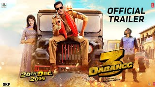 Dabangg 3 का Trailer इस दिन रिलीज होगा | Dabangg 3 Trailer Release Date Announcement Latest News