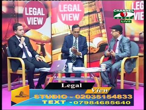 Live Show   Legal View    180218  part   3