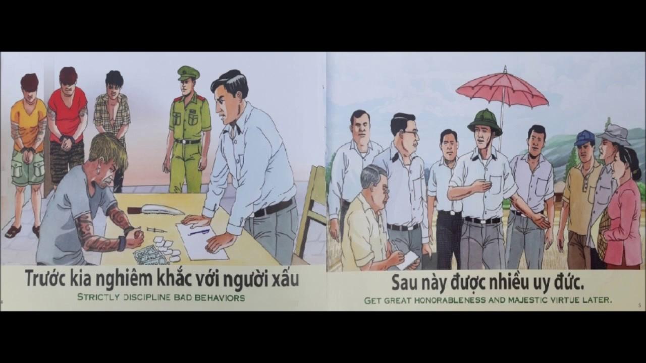 TRANH NHÂN QUẢ 2 – Biên soạn: TT. Thích Chân Quang