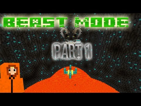Minecarft Beast Mode - Part #1