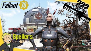 Fallout 76 - All New Steel Dawn Weapons & Armor! (Spoilers)