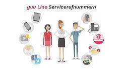 yuu Line 0800-Nummern einfach erklärt | yuutel
