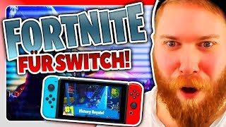 Was mich in Fortnite SCHOCKIERTE! • Fortnite Switch Gameplay