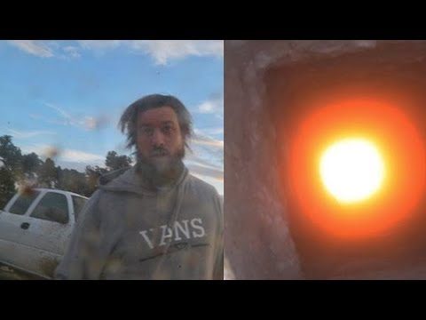 Caught In A Mine Shaft Explosion // Lucky To Be Alive