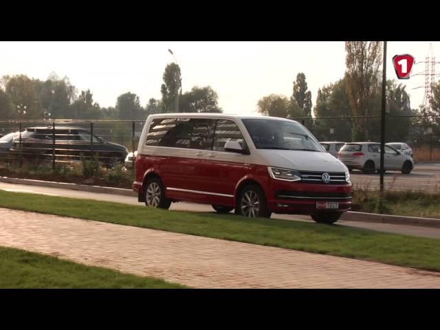 VolksWagen Multivan T6 2015 180 л.с.