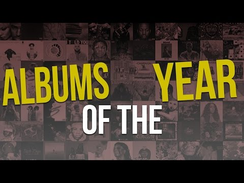 Meamda's Top 15 Albums of 2016