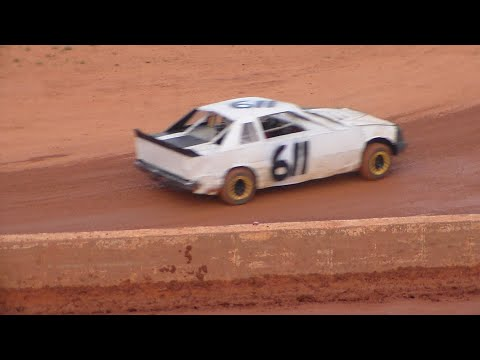 Friendship Motor Speedway (Pure Stock 4's) Part 2) 9-28-19