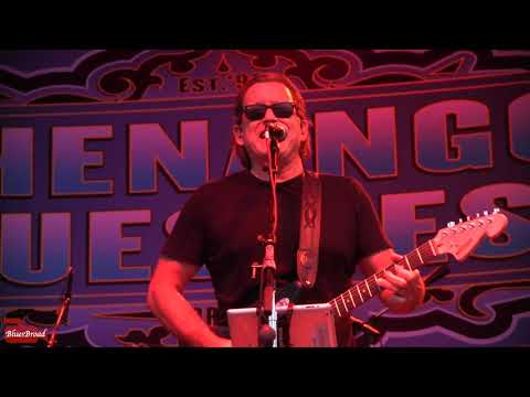 Can't Keep A Good Man Down • TOMMY CASTRO & the PAINKILLERS • Chenango Blues Festival 8/19/17