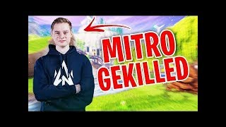 I Killed Mitr0 Both POV's - Fortnite Montage