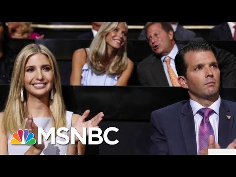 Ivanka And Donald Trump, Jr. Investigated For Allegedly Misleading Condo Buyers | AM Joy | MSNBC