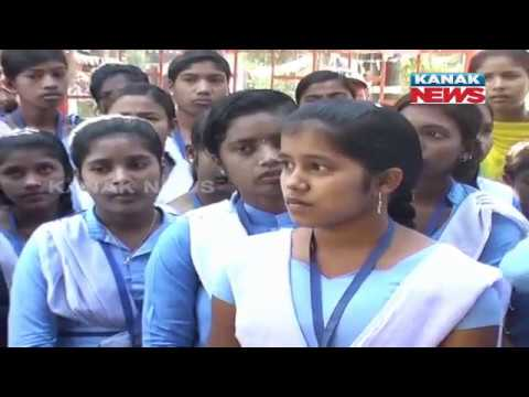 HSC Exam: Reaction of Students In Nabarangpur