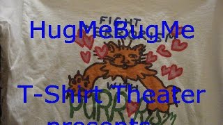HugMeBugMe Theater TheThing With Two Heads