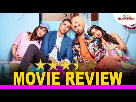 Good Newwz Movie Review | Akshay, Kareena, Diljit, Kiara | Raj Mehta