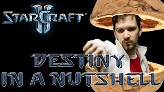 Destiny in a Nutshell