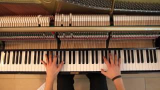 Cloudburst - Greg Maroney Piano (medium)
