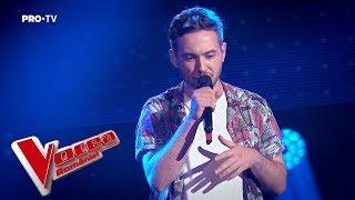 Andrei Voicu - Sexy and I know it Auditiile pe nevazute Vocea Romaniei 2018