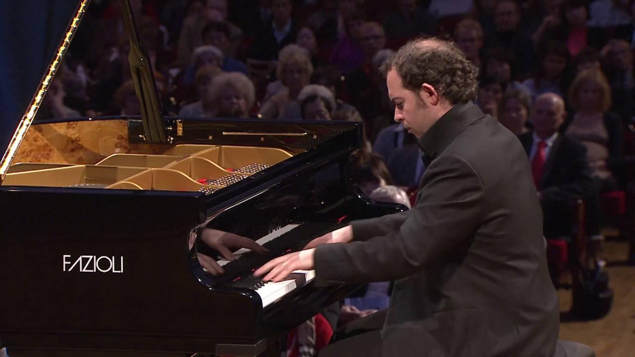 François Dumont – Nocturne in C minor, Op. 48 No. 1 (first stage, 2010)